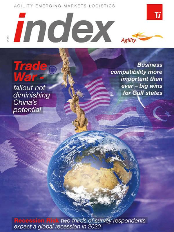 index2020 Gelişmekte Olan Ülkeler Lojistik Raporu