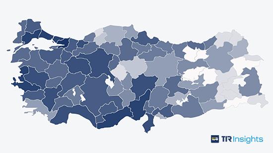 Yük Çıkışı Yoğunluk Haritası
